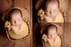 Sesja noworodkowa Lubin Legnica