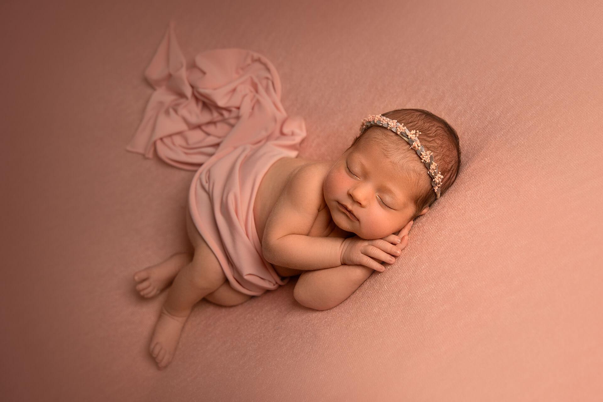 Fotograf noworodkowy Legnica